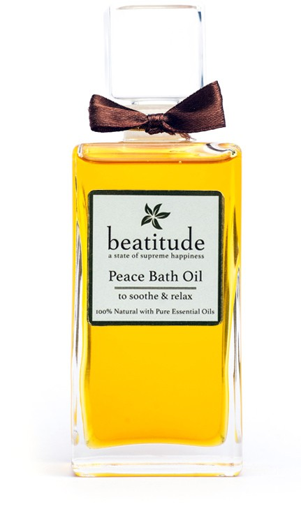 Beatitude Peace Bath Oil