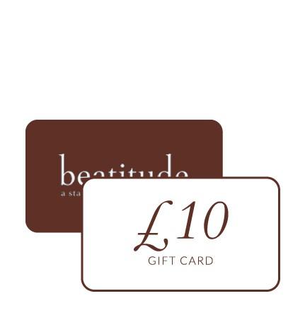 Beatitude Aromatherapy Gift-Card