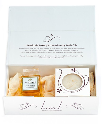 Joy Bath Oil Gift Box