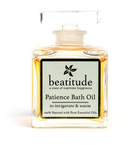 Beatitude Patience Bath Oil