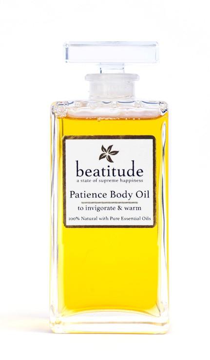 Patience Body Oil 100ml - Beatitude Aromatherapy