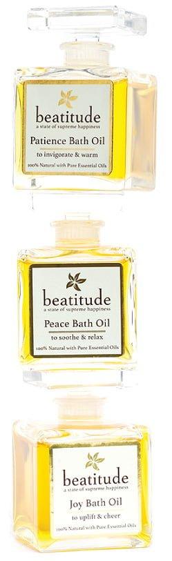 Beatitude Peace Bath Oils