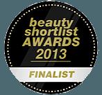 Beauty Awards Shortlist 2013 - Finalist