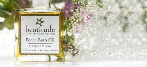 Beatitude Peace Bath Oil