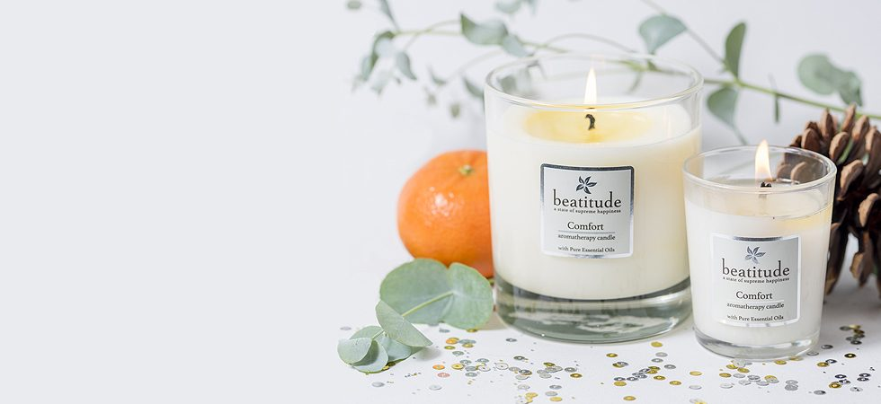 Beatitude Comfort Candles