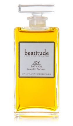 Beatitude Joy Bath Oil - Cheering and Uplifting