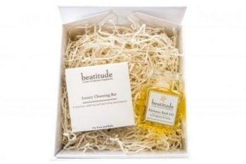 Patience Bath Oil Gift Box