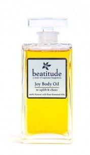 Joy Body Oil - Beatitude Aromatherapy