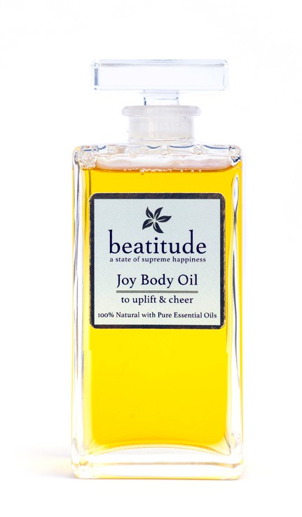 Joy Body Oil - Beatitude Aromatherapy