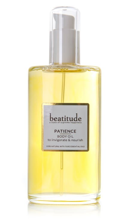 Beatitude Patience Body Oil