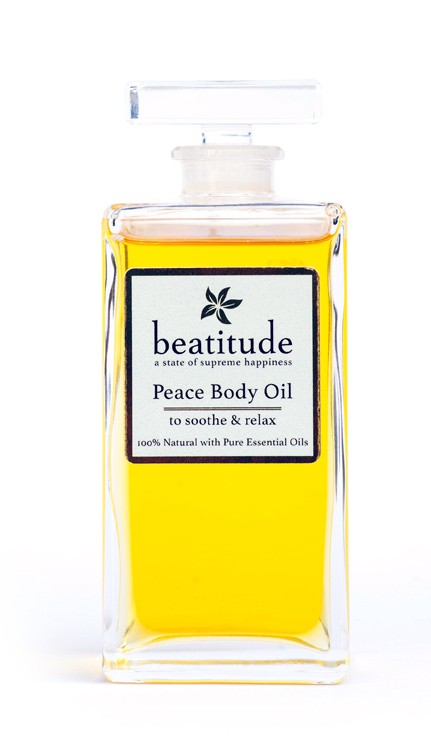 Peace Body Oil Beatitude Body Oils