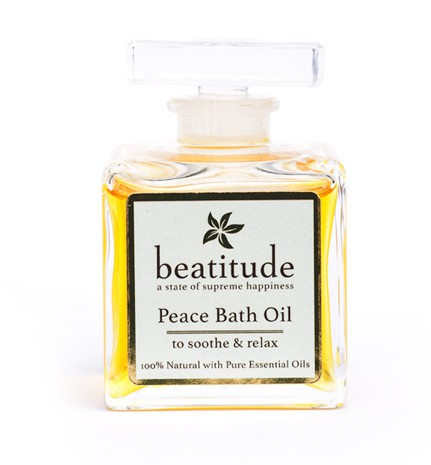 Beatitude Peace Bath Oil 50mls