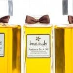Beatitude Aromatherapy bath oils