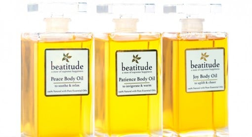 Beatitude-Body Oils - Peace, Patience and Joy Body Oils