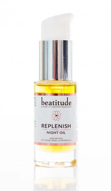 Beatitude Replenish Night Oil