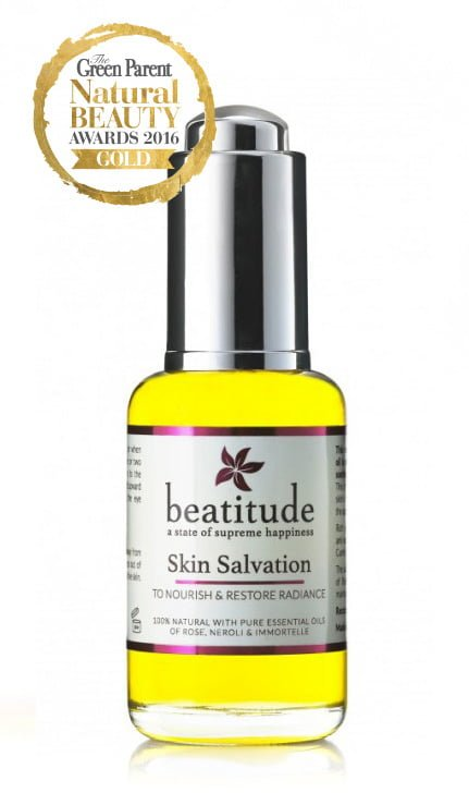 Beatitude Skin Salvation Facial Oil