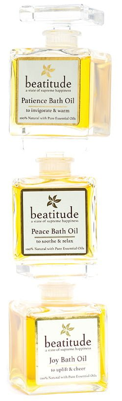 Beatitude Peace Bath Oils