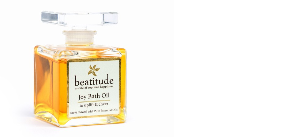 Say thank you with the gift of Beatitude Aromatherapy