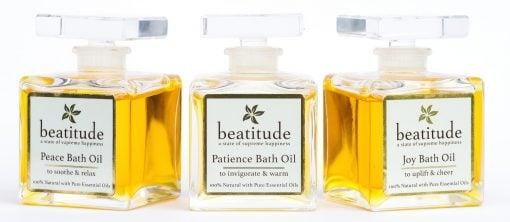 Beatitude Bath Oils