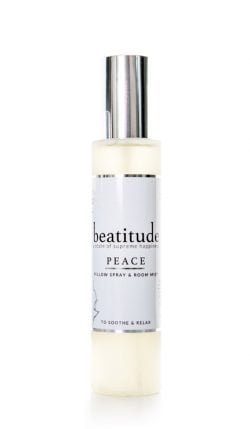 Beatitude Pillow Spray for Sleep and Relaxation