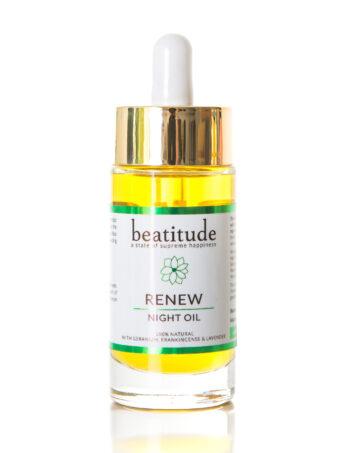 Beatitude Renew Facial Oil
