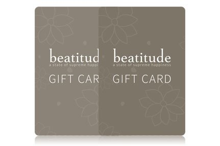 Beatitude Gift Card