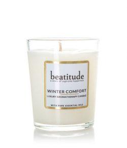 Beatitude Winter Comfort Candle